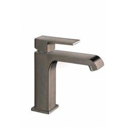 Mitigeur lavabo QUADRI S Chromé Noir Brossé - QS22175 - ONDYNA