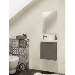 Lave-mains VIGO Gris Brillant*