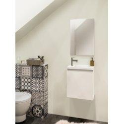 Lave-mains VIGO Blanc Brillant
