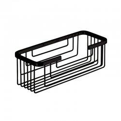 Porte-objets Noir mat pour douche - Gedy - 2419