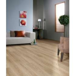 Parquet stratifié clipsable DOLCE VITA 7 mm - Chêne Burlington