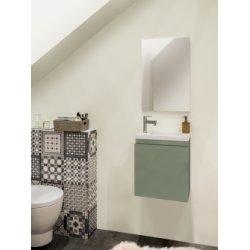 Lave-mains VIGO Vert de Gris Mat
