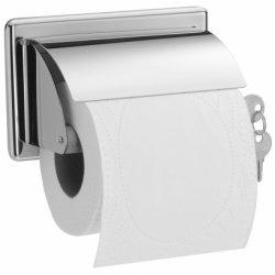 Distributeur papier WC rouleau avec clé