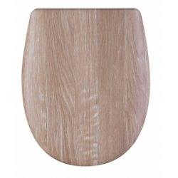 Abattant OLFA Ariane Angora Wood déclipsable