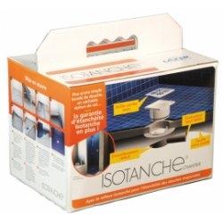 Receveur de douche Isotanche Chantier 120X120 - Bonde Verticale*