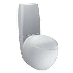 Pack WC à poser et abattant Alessi Laufen