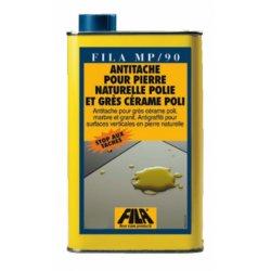 Antitache 1L pour pierre naturelle polie et grès cérame poli FILA MP/90