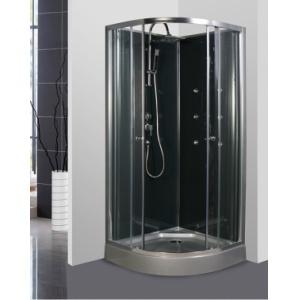 Cabine de douche 1/4 rond 90cm Solea