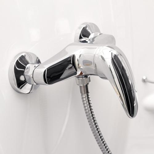 Cabine de douche pour petits espaces DELTA 70x70 cm Delta mitigeur meca