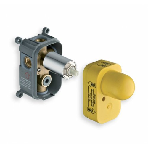 Ensemble de douche encastré mitigeur mécanique New Day XND6190* Pd43551 v2012