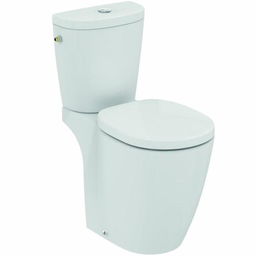 Pack WC à poser surélevé sortie horizontale Connect Freedom - Réservoir Arc