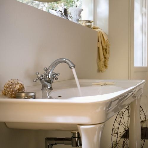 Mélangeur lavabo rétro chromé GRAZIA - GRC5118/6CR Grazia 03 c