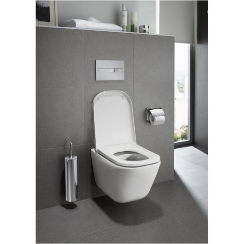 Pack Geberit UP320 + Cuvette GAP sans bride Cleanrim + plaque Sigma CHR brillante 004 04441 00(1)