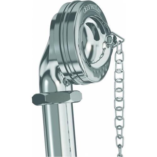 Vidage de baignoire à bouchon et chaînette CLEARWATER W4 Cw4 2