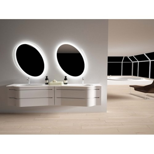 Meuble de salle de bain SLALOM - Composition 3