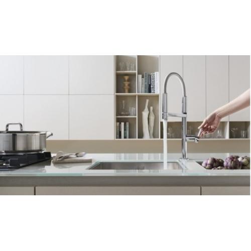Mitigeur cuisine avec douchette Move MV9230050CR Melangeur cuisine nobili move