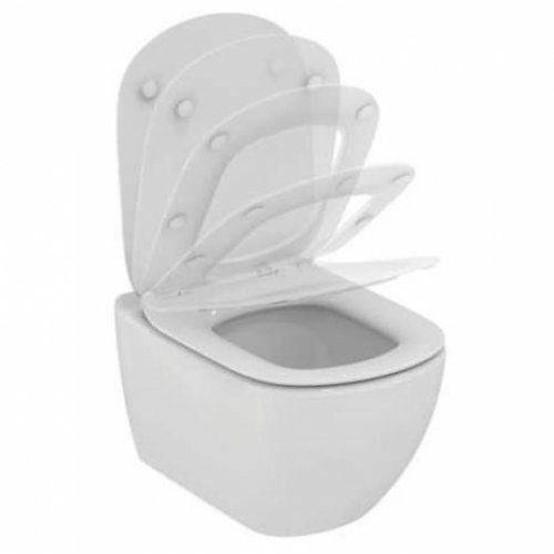 Pack WC Geberit UP320 + Cuvette AquaBlade TESI + Sigma Chromé Brillant Tesi3