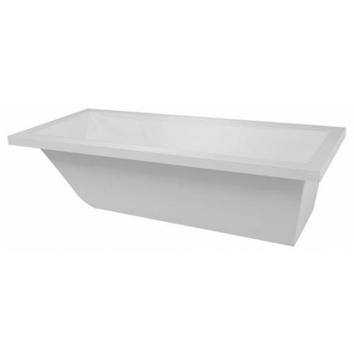 Baignoire rectangulaire CALOS 170x75 sans tablier* Calos stock 1