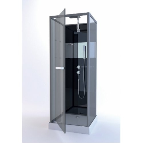 Cabine carrée PRADO 90x90 cm - Aurlane