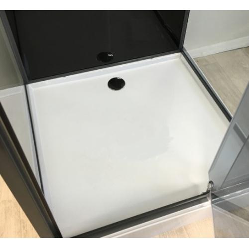 Cabine carrée PRADO 90x90 cm - Aurlane Prado bonde