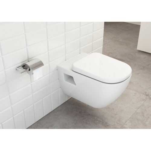 Pack WC Geberit UP320 + Cuvette D-Light Vitraflush 2.0 + plaque Sigma chromée brillante D light flush