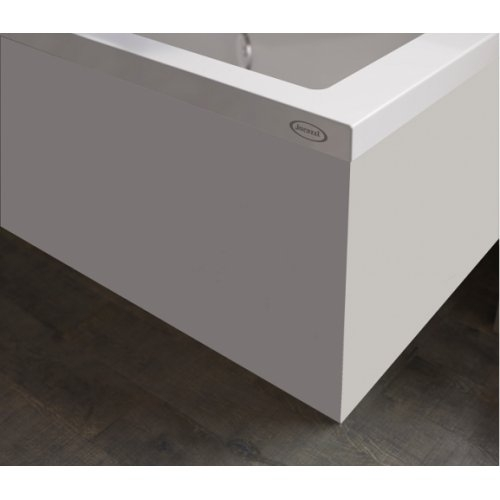 Tablier Frontal Blanc 180 cm pour baignoires Jacuzzi (Energy et MyWay)