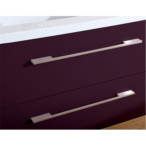 Meuble simple vasque 77 Saturn 2.0 Aubergine SANS miroir** Jpg 56455 56460