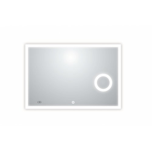 Meuble double vasque 117 Saturn 2.0 Gris Brillant miroir Lite Lite 117
