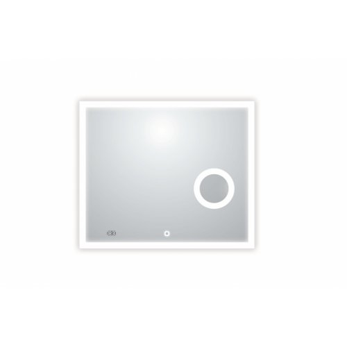 Meuble simple vasque 77 Saturn 2.0 Gris Brillant miroir Lite Lite 77