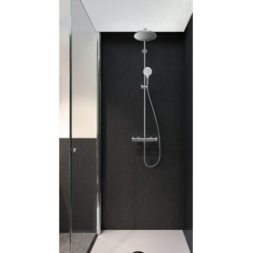 Colonne de douche Crometta S Showerpipe 240 1 jet - 27267000* 37 hpc00332 tif
