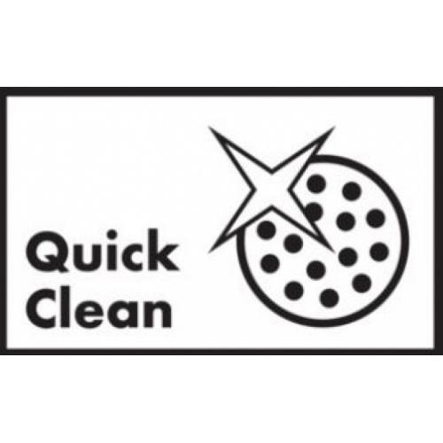 Colonne de douche Showerpipe Crometta E 240 1jet - 27271000* Quick clean