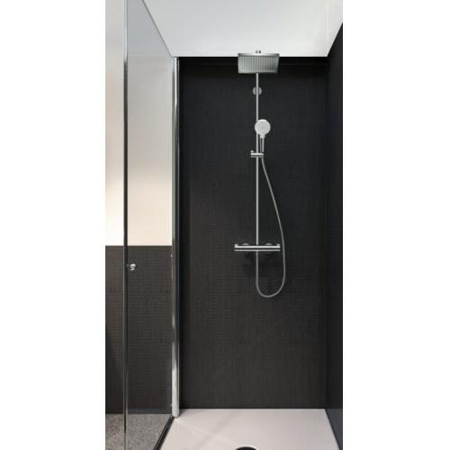 Colonne de douche Showerpipe Crometta E 240 1jet - 27271000* 37 hpc00333 tif