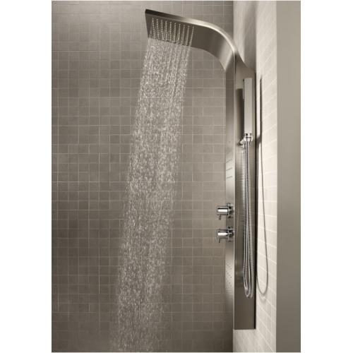 Colonne de douche avec Hydromassage Essential 2.0 Roca* A2h0423000 1