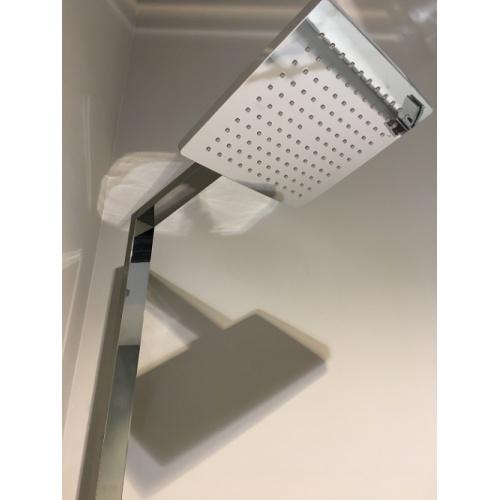 Colonne de douche SINT Standard Mécanique - Blanc Img 2548
