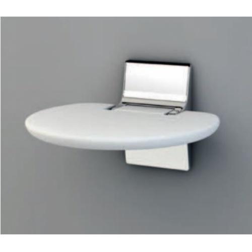 Colonne de douche CASCATA 3 Blanc - Novellini Cascata 3 siège blanc