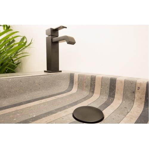 Mitigeur lavabo BLACKMAT Quadri - ONDYNA Qm22013 amb1