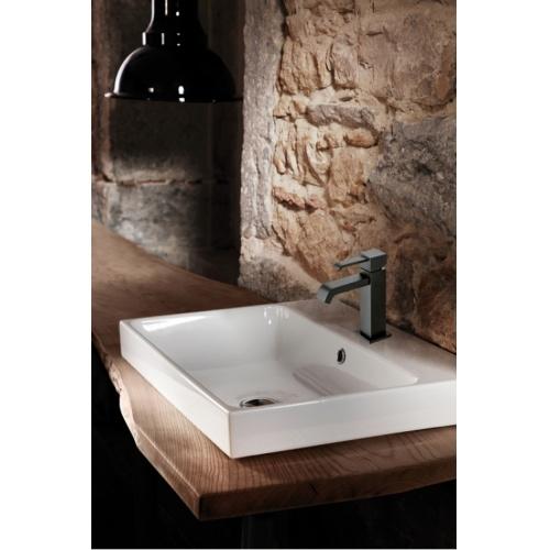 Mitigeur lavabo BLACKMAT Quadri - ONDYNA Qm22013 amb