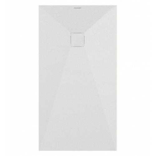 Receveur de douche acrysoft zeus blanc 70 x 120 cm - Receveur de douche 70 x 120 ...