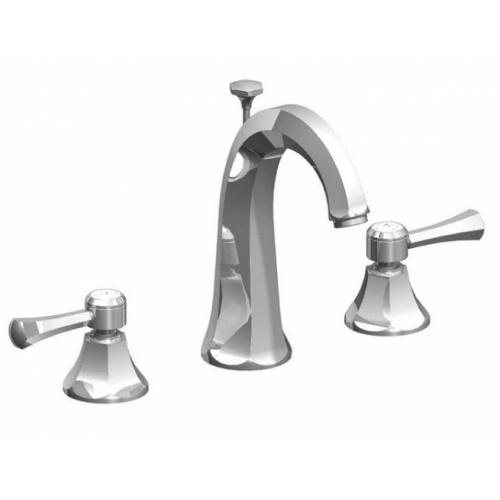 Mélangeur lavabo 3 trous Ascott chromé - 65.261 CH