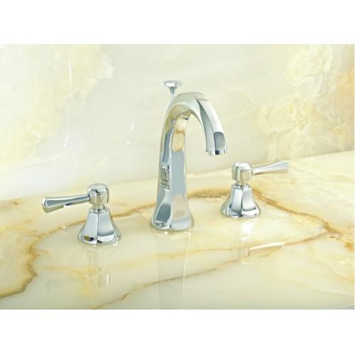 Mélangeur lavabo 3 trous Ascott chromé - 65.261 CH Ascott 65261