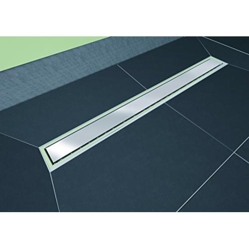 Caniveau de sol à carreler Venisio expert 700 mm - 30720833* Grille inox veniso expert