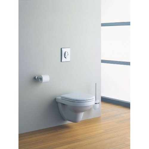 Pack Grohé Rapid SL + Cuvette KHEOPS Aquablade + Plaque Blanche Ambiance bati support grohe