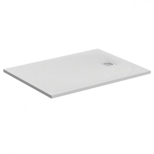 Receveur de douche Ultra Flat S - Blanc Pur - 100x70 cm