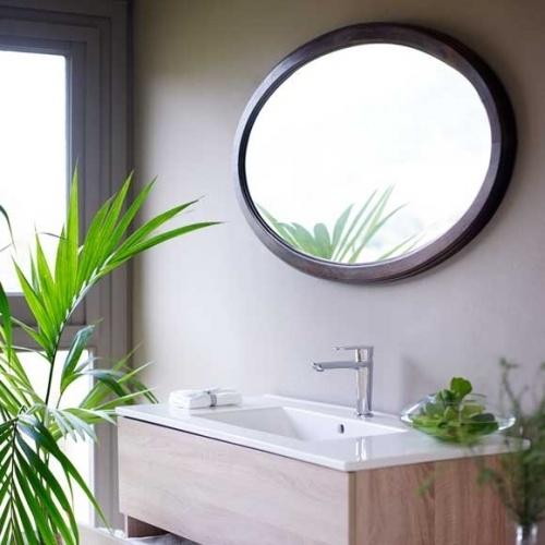 Mitigeur de lavabo mi-haut ALEXIA* 3604 (1)
