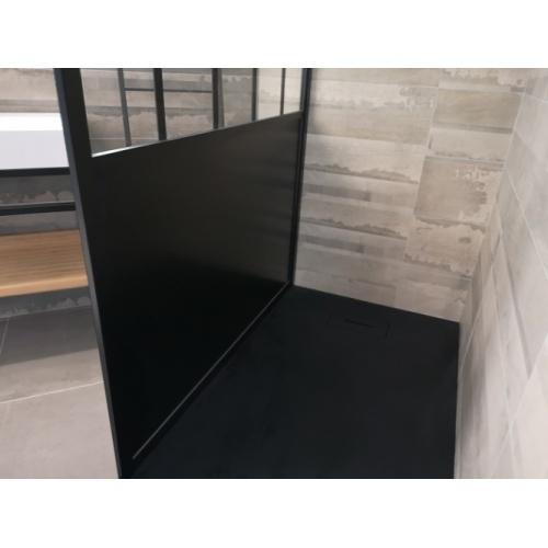 Paroi de douche LOFT Steel 100 cm* Img 20180621 105946