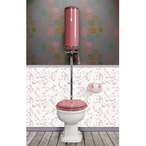 Ensemble complet sanitaire Griffon - Cuvette au sol Pack griffon vieux rose