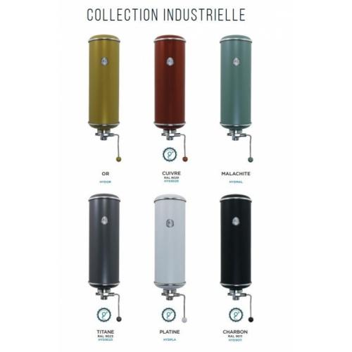 Ensemble complet sanitaire Griffon - Cuvette au sol Collection industrielle