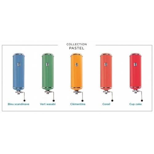 Ensemble complet sanitaire Griffon - Cuvette au sol Collection pastel