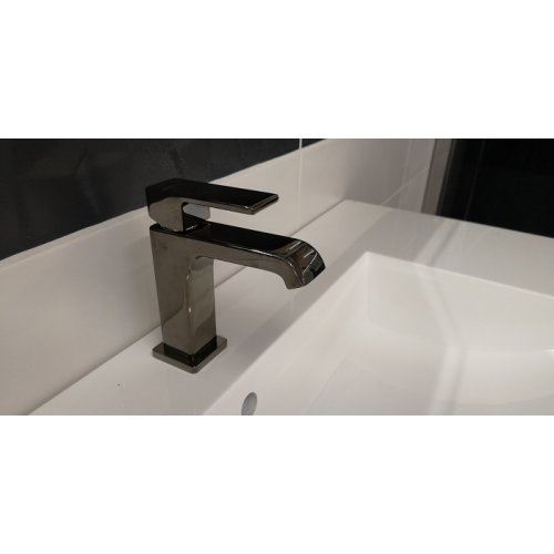Mitigeur lavabo QUADRI S Chromé Noir - QS22172 - ONDYNA* Img 20180621 105104