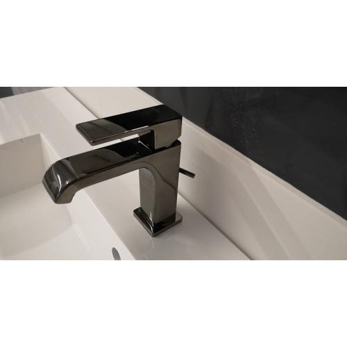 Mitigeur lavabo QUADRI S Chromé Noir - QS22172 - ONDYNA* Img 20180621 105117
